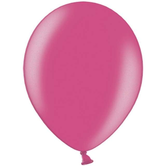 """Balony """"Celebration Metalic"""", różowy ciemny, 12"""", 100 szt"""
