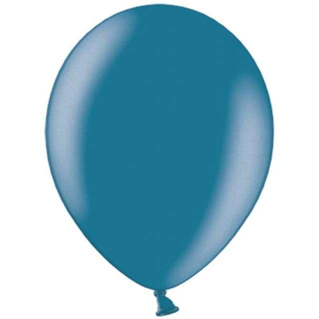 """Balony """"Celebration Metalic"""", granatowy, 12"""", 100 szt"""