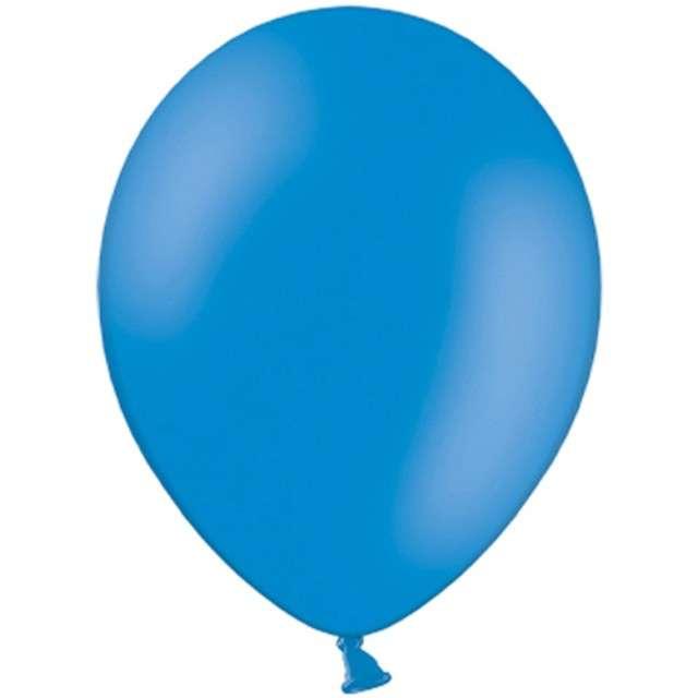 """Balony """"Celebration Pastel"""", niebieski, 12"""", 100 szt"""