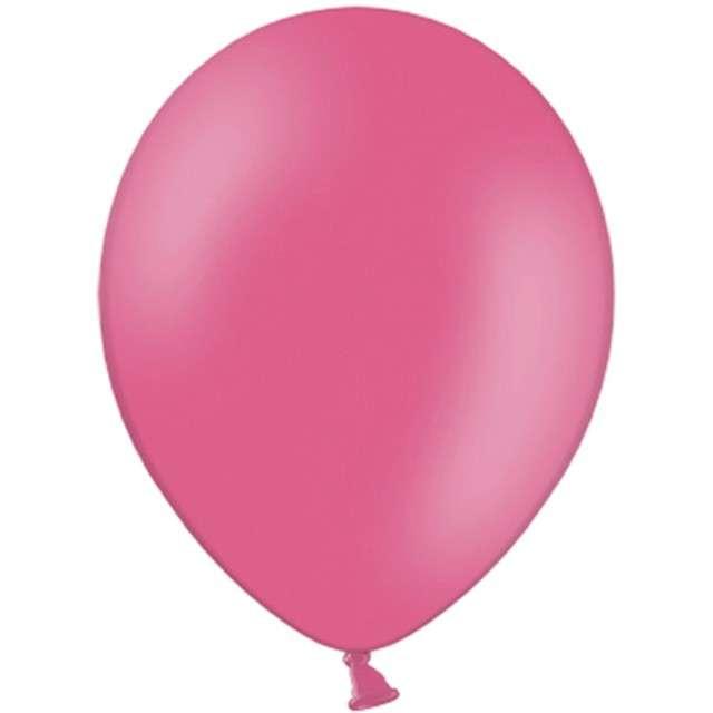 """Balony """"Celebration Pastel"""", różowy ciemny, 12"""", 100 szt"""