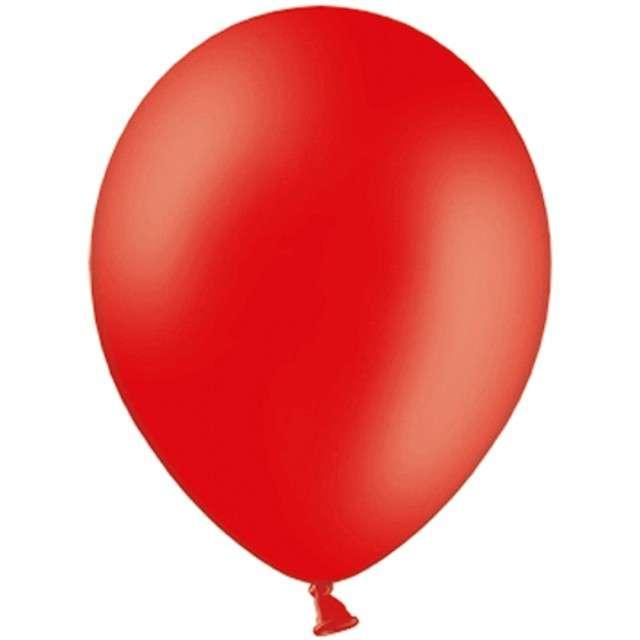 """Balony """"Celebration Pastel"""", czerwony, 12"""", 100 szt"""