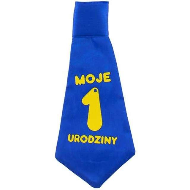 """Krawat """"Moje 1 Urodziny"""", Godan"""