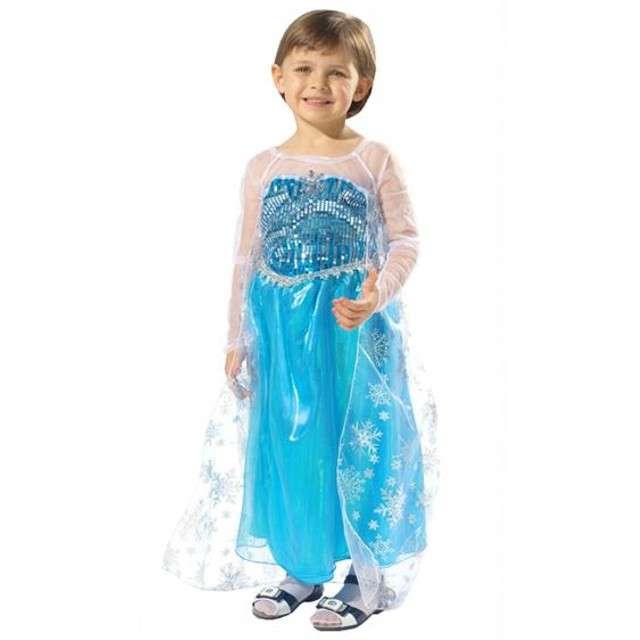"""Strój dla dzieci """"Frozen Królowa"""", rozm. S (3-4 lata)"""