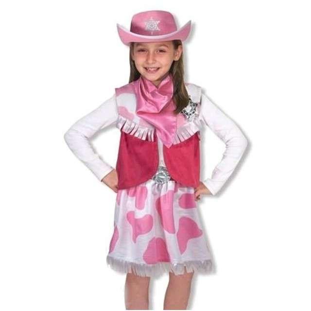 """Strój dla dzieci """"Kowbojka"""", Godan, (wiek 3-6 lat)"""