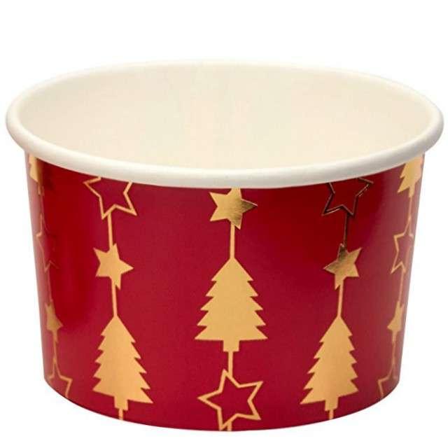 """Kubeczki do lodów """"Dazzling Christmas"""", Neviti, 8 szt"""