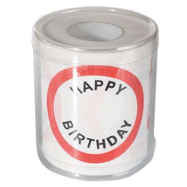"""Papier toaletowy """"Happy Birthday urodzinowy"""""""
