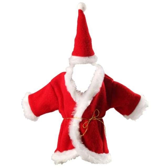 """Pokrowiec na butelkę """"Święty Mikołaj"""", Kraszek"""