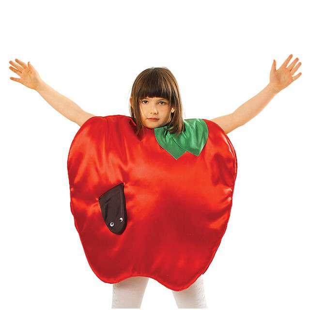 """Strój dla dzieci """"Jabłko"""", KRASZEK, rozm. uniw."""