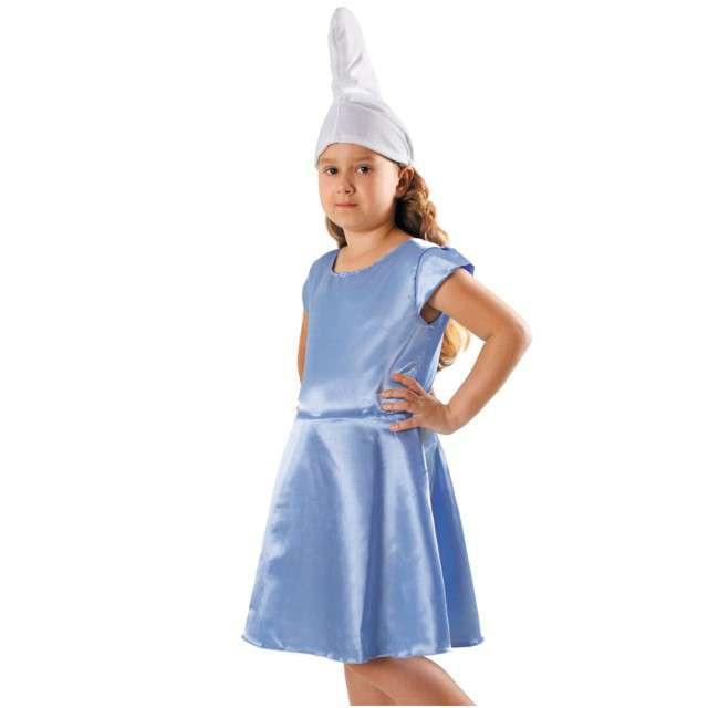 """Strój dla dzieci """"Skrzatka Niebieska"""", KRASZEK, rozm. 98/104 cm"""
