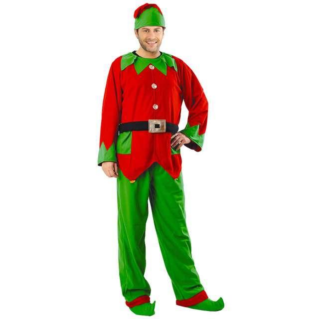 """Strój dla dorosłych """"Elf"""", KRASZEK, rozm. XL/XXL"""