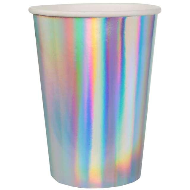 """Kubeczki papierowe """"Classic, opalizujący"""", SANTEX, 250 ml, 10 szt"""
