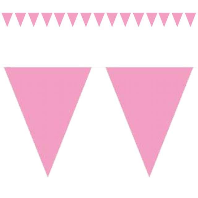 "Baner flagi ""Classic"", różowy, 1000 cm"