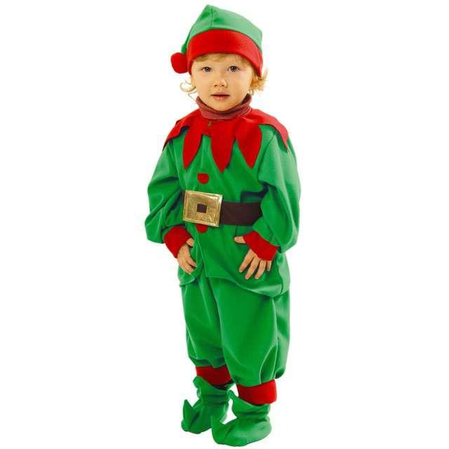 """Strój dla dzieci """"Mały Elfik"""", KRASZEK, rozm. 98-104 cm"""