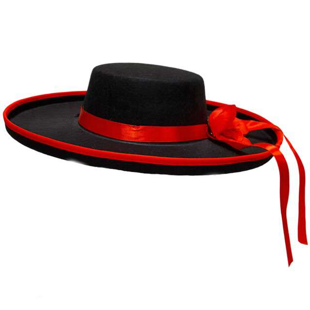 """Kapelusz """"Sombrero - Hiszpanka"""", KRASZEK"""
