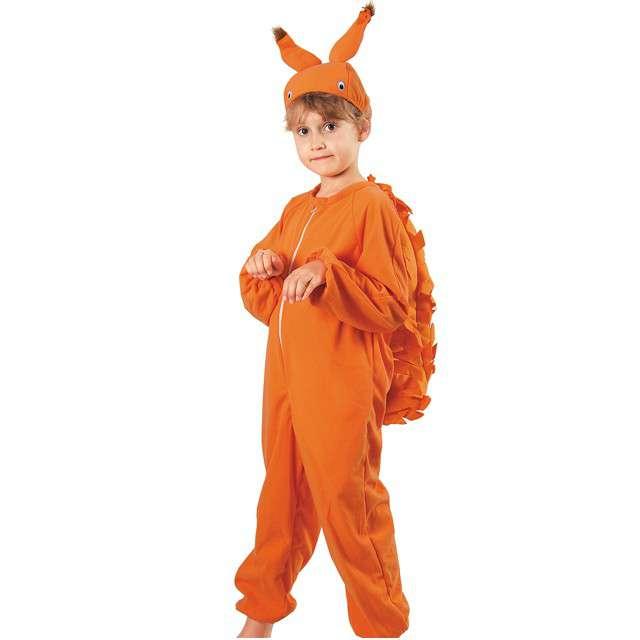 """Strój dla dzieci """"Wiewiórka"""", KRASZEK, rozm. 110/116 cm"""