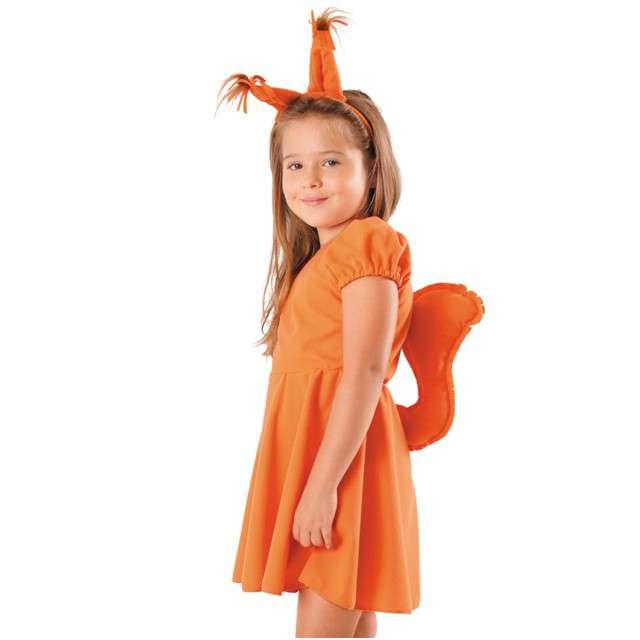 """Strój dla dzieci """"Wiewiórka sukienka"""", KRASZEK, rozm. 110/116"""