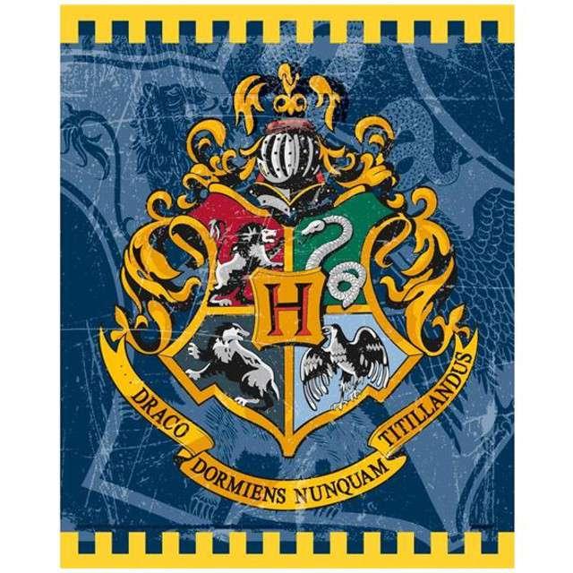 "Torebki foliowe ""Harry Potter"", UNIQUE, 8 szt"