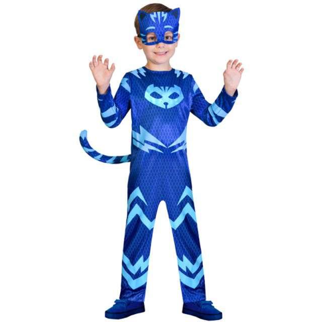 "Strój dla dzieci ""PJ Masks Kotboy"", AMSCAN, rozm. 5-6 lat"