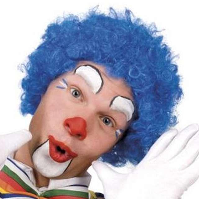 "Peruka party ""Klaun - niebieska"", Boland"