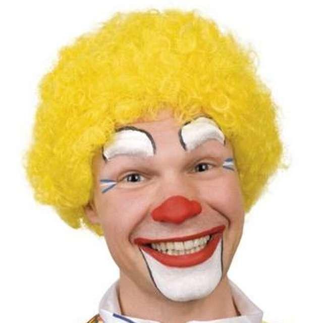 """Peruka party """"Klaun - żółta"""", Boland"""