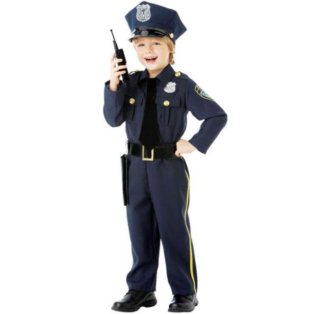 """Strój dla dzieci """"Policjant"""", AMSCAN, rozm. 8-10 lat"""