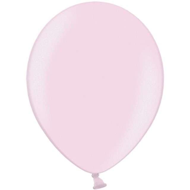 """Balony """"Celebration Metalic"""", różowy, 12"""", 100 szt"""