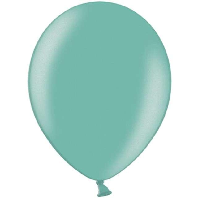 "Balony ""Celebration Pastel"", miętowy, 12"", 100 szt"