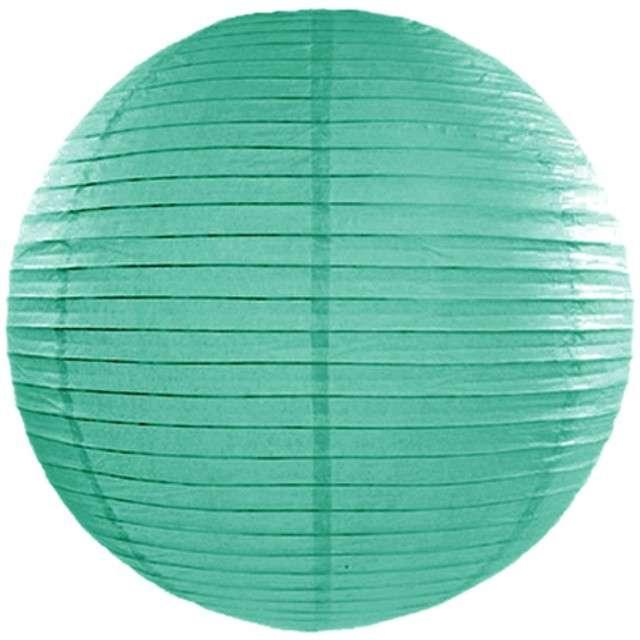 Lampion papierowy, morski, 45 cm