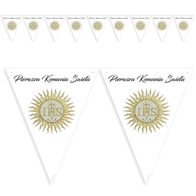 Baner flagi I Komunia Święta - Hostia 36 m