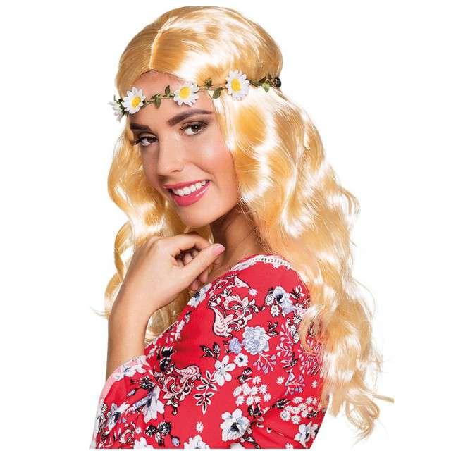 """Peruka party """"Joy blond z opaską"""", BOLAND"""