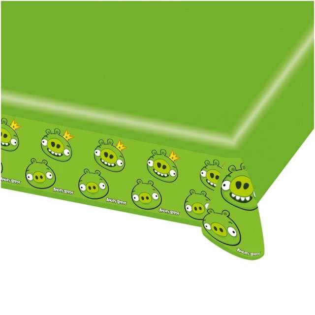 """Obrus foliowy """"Angry Birds"""", AMSCAN, 180 x 120 cm"""