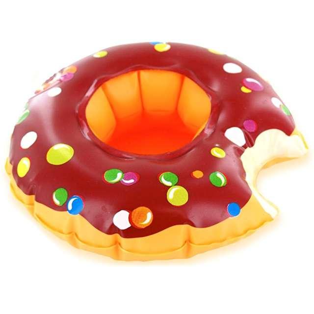 """Dmuchaniec """"Piwny Donut"""", brązowy"""