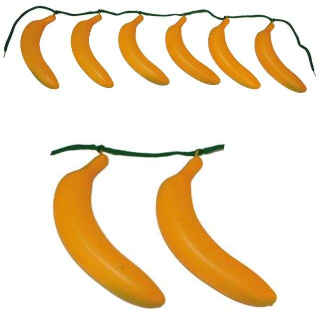 """Girlanda """"Bananowa"""", FunnyFashion, 90 cm"""