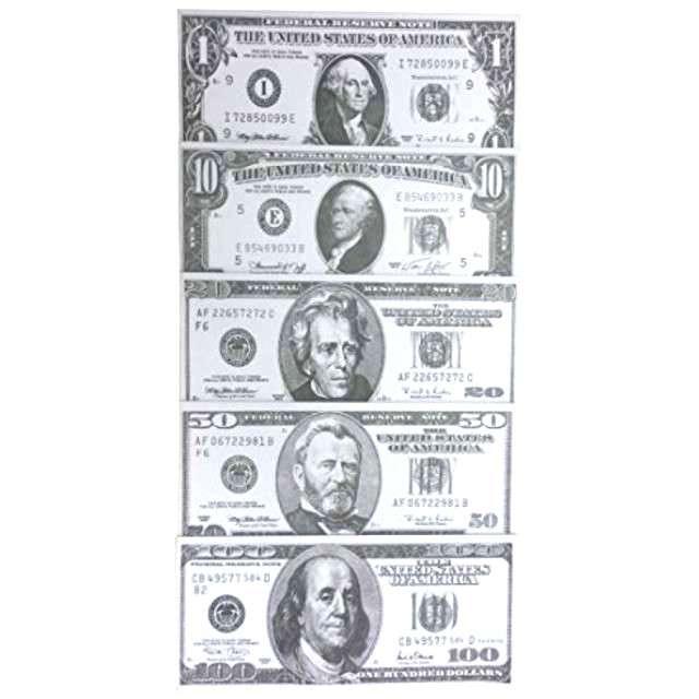 """Pieniądze """"Dolary"""", FunnyFashion"""