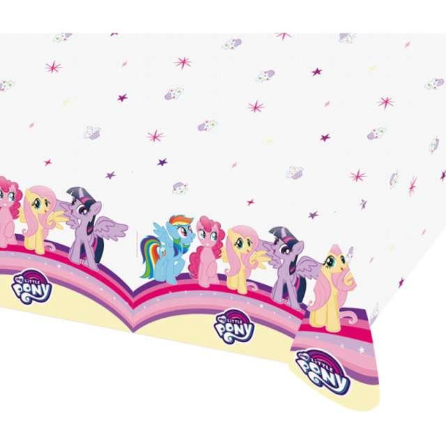 """Obrus foliowy """"My Little Pony"""", 120 x 180 cm"""
