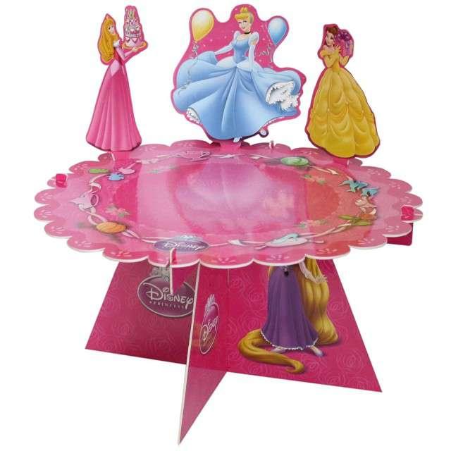 """Patera papierowa """"Księżniczki Disneya"""", Procos, 25 cm"""