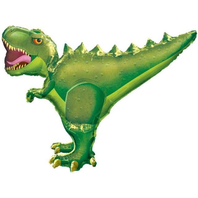 Balon foliowy Dinozaur T-Rex 3D AMSCAN 36 SHP