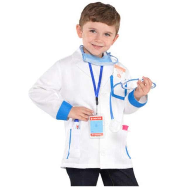 """Strój dla dzieci """"Lekarz"""", AMSCAN, rozm. uniw."""