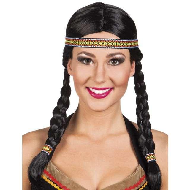 "Peruka party ""Indianka z opaską"", BOLAND"