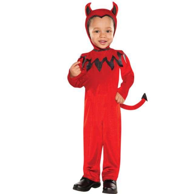 """Strój dla dzieci """"Mały Diabełek"""", AMSCAN, rozm. 1-2 lata"""