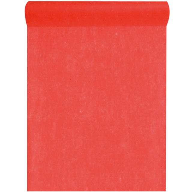 """Bieżnik """"Classic, czerwony"""", SANTEX, 1000 x 30 cm"""