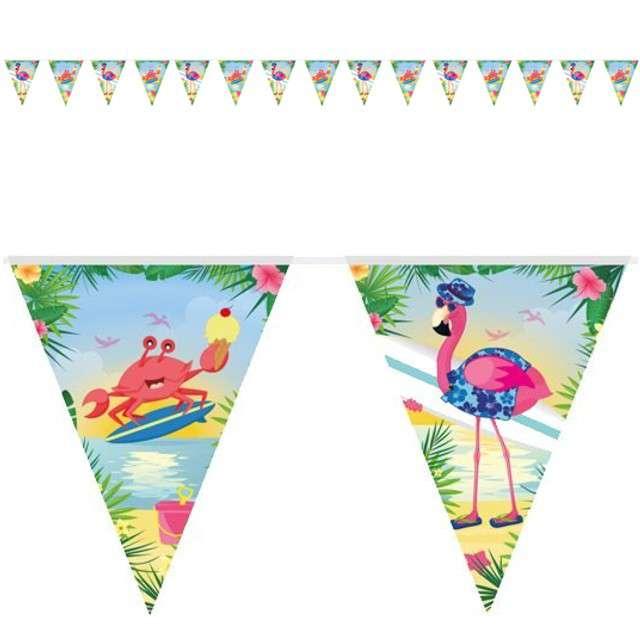 "Baner flagi ""Hawajskie Party"", FOLAT, 1000 cm"