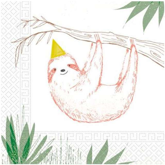 "Serwetki ""Lemur"", PROCOS, 33 cm, 20 szt"