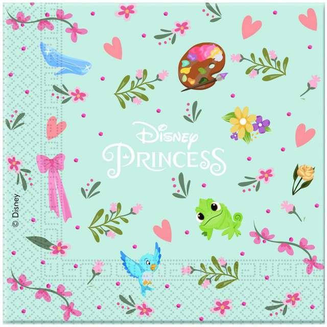 "Serwetki ""Princess Dare To Dream"", PROCOS, 33 cm, 20 szt"