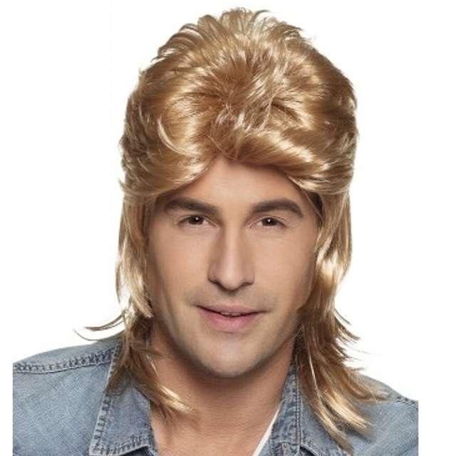 "Peruka party ""Jimmy"", blond, BOLAND"
