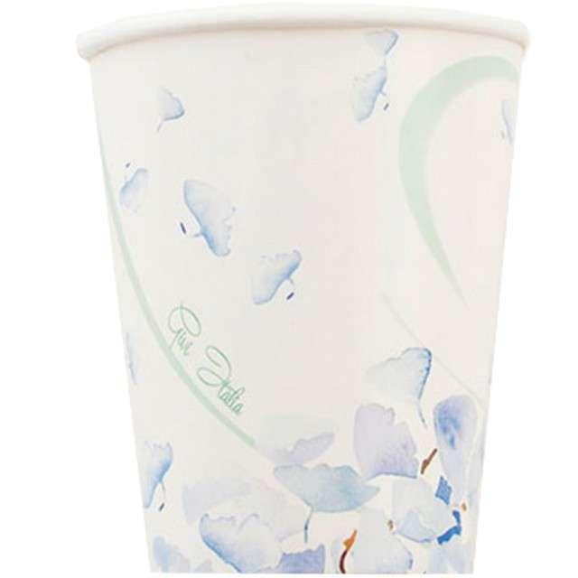 "Kubeczki papierowe ""Petali"", GIVI ITALIA, 250 ml, 8 szt"