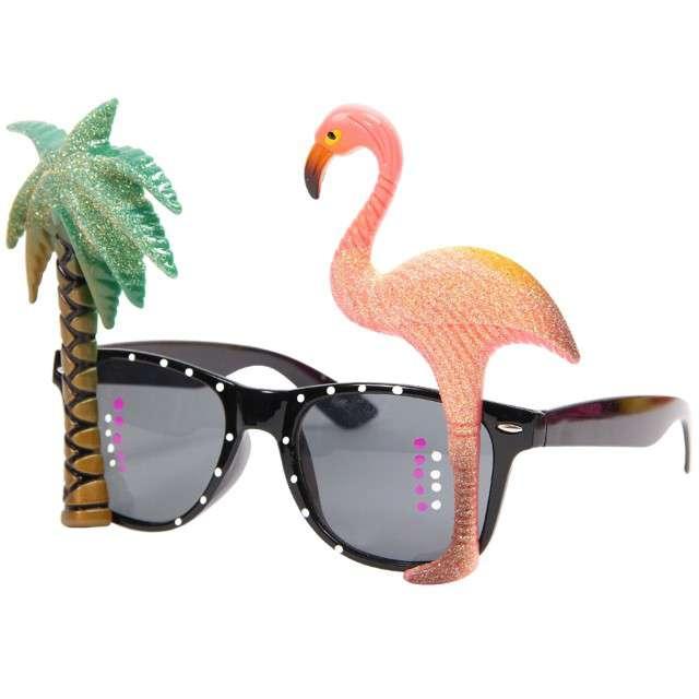 """Okulary party """"Hawajskie Aloha"""", BOLAND"""