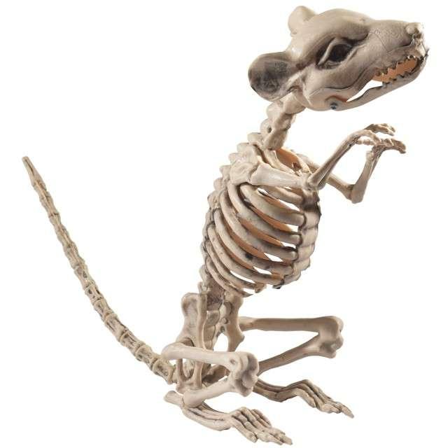 """Dekoracja """"Szkielet Szczura"""", SMIFFYS, 33 cm"""