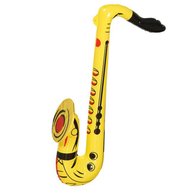 "Dmuchaniec ""Saksofon"", GUIRCA, 70 cm"