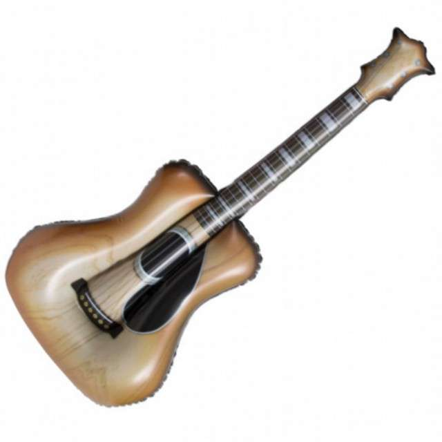 "Dmuchaniec ""Gitara Akustyczna"", UNIQUE, 96 cm"